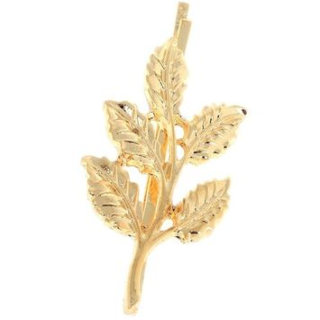 HSF Women's Hair Accessories Leaves