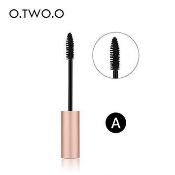 Creazy Cosmetic Black Mascara Makeup Eyelash Waterproof Extension Curling Eye Lashes