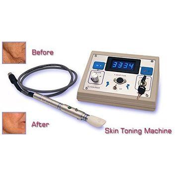 Machine de traitement de tonification et de resserrement de la peau à la maison ou au salon avec kit de gel filtré
