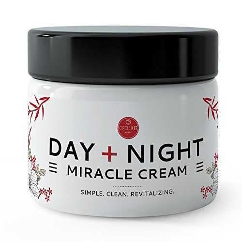 BEST BEAUTY MOISTURIZER FACE CREAM for Women, 100% Natural Antioxidants & Essential Oils, Ultra Hydrating & Calming Skin Daily Formula with Organic Aloe Vera Juice, Coconut, Frankincense, Lavender!