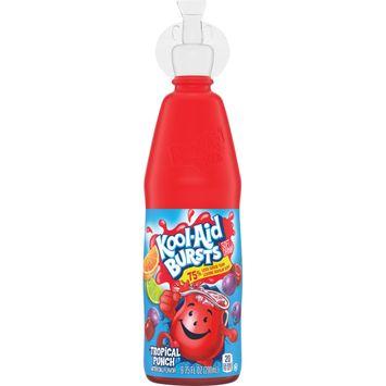 Kool-Aid Bursts Tropical Punch Ready-To-Drink Soft Drink, Caffeine Free