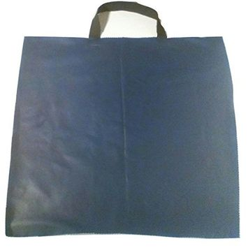 Makeup Collector Apron. Makeup Application clothing Protector. Navy Blue & White