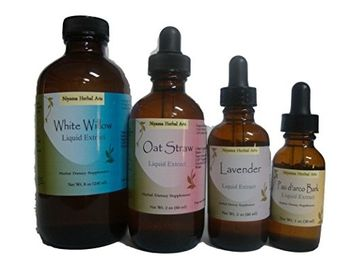Niyama Herbal Arts Dong quai Liquid Extract (1 ounce)