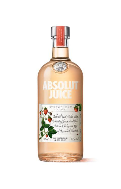 Absolut Juice Edition Strawberry Vodka