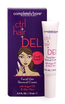 Completely Bare ctrl+hair+DEL Hair Removal Cream