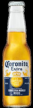 Corona Extra Coronita Mexican Lager Import Beer 4.6% ABV