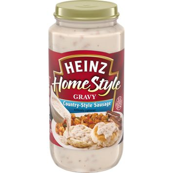 Heinz HomeStyle Country-Style Sausage Gravy