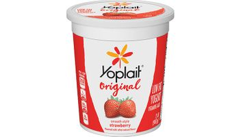 Yoplait® Original Gluten Free Yogurt Bulk Tub Low Fat Strawberry 32 oz