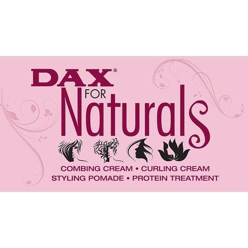 Dax For Naturals (7.5 OZ) (Combing Cream)