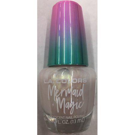 La Colors Mermaid Magic Nail Polish - Opal