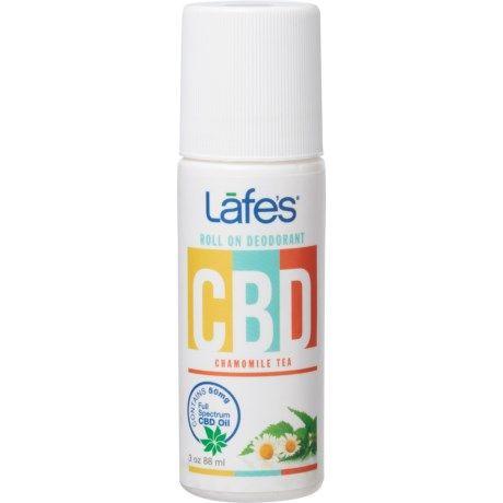 CBD Chamomile Tea Deodorant - 3 oz. - CHAMOMILE ( )