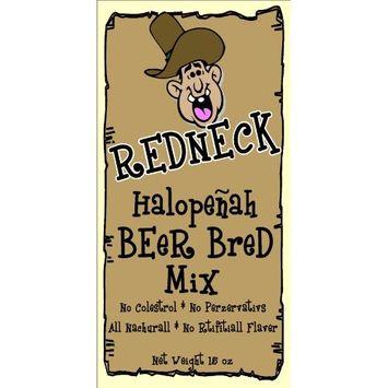 Redneck Halopenah Beer Bred Mix
