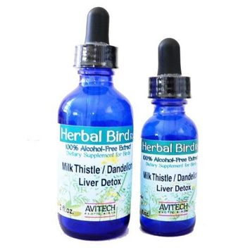 Herbal Bird Rx - Candida/Yeast Be Gone
