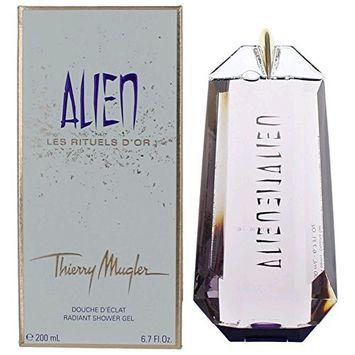Thierry Mugler Alien Radiant Shower Gel 200ml/6.8oz
