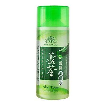 Kuan Yuan Lian Aloe Toner 150ml