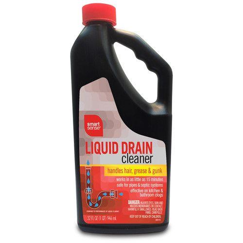 Smart Sense Drain Pipe Cleaner 32 fl oz
