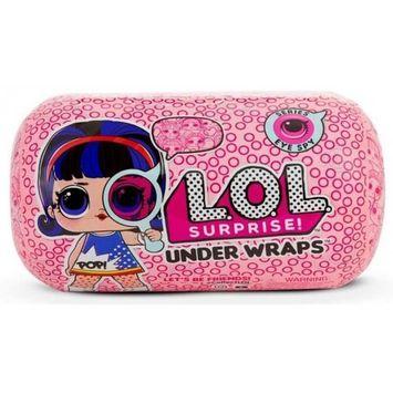 L.O.L. LOL Surprise! Doll Eye Spy Under Wraps Series