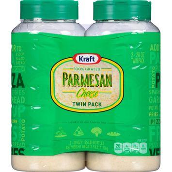 Kraft Grated Parmesan Cheese 40 oz Bottle