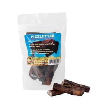 Great Dog Bison Pizzlettes - 8, 3-4