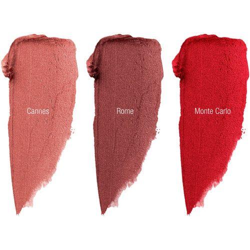 NYX Professional Makeup Love Lust Disco Soft Matte Metallic Lip Cream Midi Trio