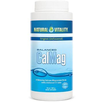 Natural Vitality CalMag Original - 16 oz