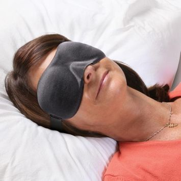 Apothecary Products, Inc. Light Touch Sleep Eye Mask