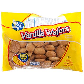 301361 Ldm Vanilla Wafer Bag 11 Oz (12-Pack) Wafers Cheap Wholesale Discount Bulk Snacks Wafers
