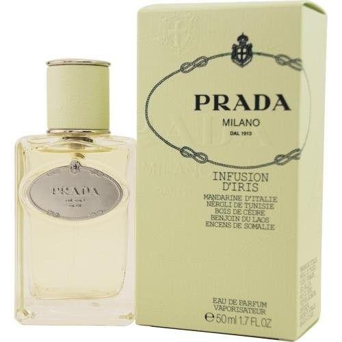 PRADA INFUSION D'IRIS by Prada EAU DE PARFUM SPRAY 1.7 OZ (Package Of 3)