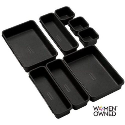 Made Smart 8 Piece Organizer Bin Pack