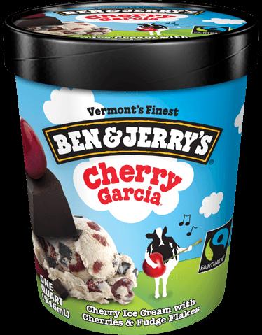 Ben & Jerry's Cherry Garcia®
