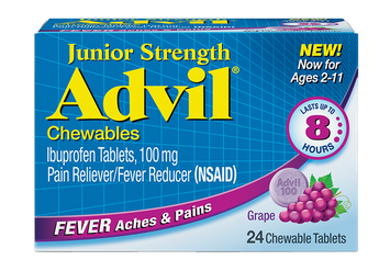 Junior Strength Advil® Chewables