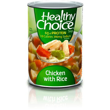 Healthy Choice Chicken with Rice