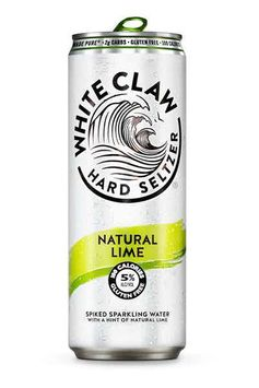 White Claw Lime 19.2oz