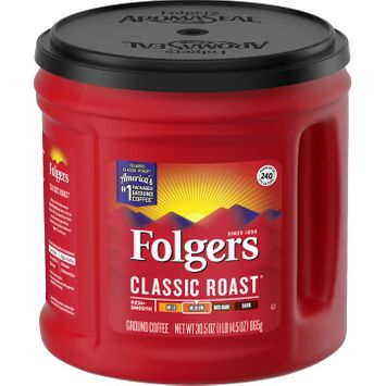 Folgers Classic Roast ® Coffee
