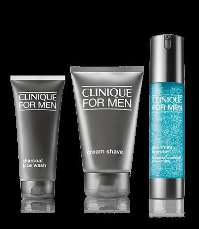 Clinique Clinique For Men™ Daily Intense Hydration Set