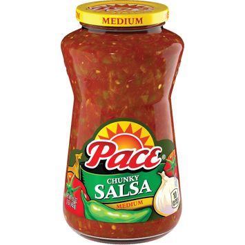 Pace® Chunky Salsa Medium, 16 oz.