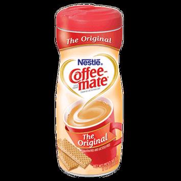 Nestle Coffee mate Original Powder Coffee Creamer, Powder Canister, 12 x 11 Oz