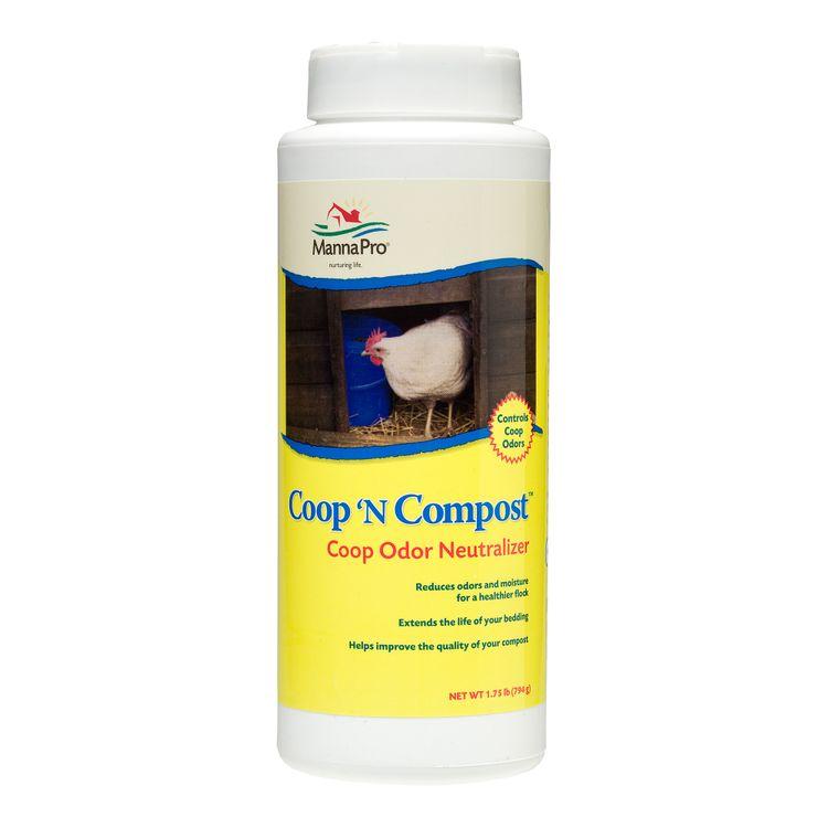 Coop N Compost Coop Odor Neutralizer