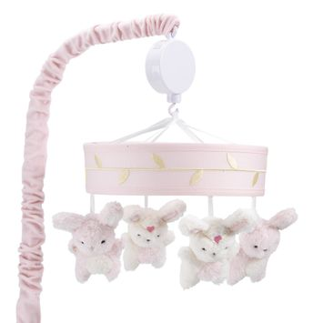 Lambs & Ivy Confetti Musical Baby Crib Mobile