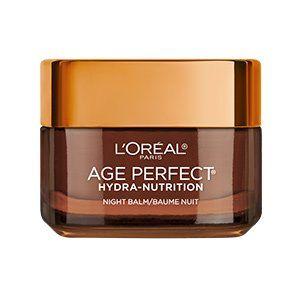 L'Oreal Paris Age Perfect Hydra Nutrition Honey Night Balm