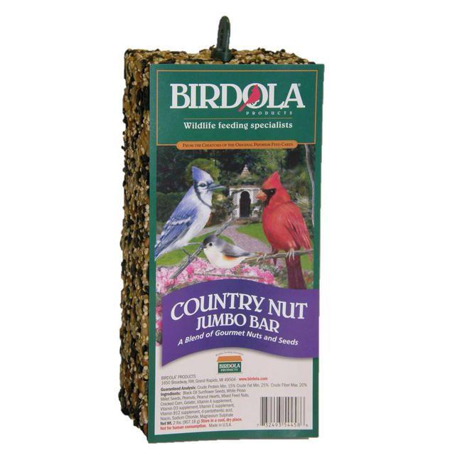 Birdola Country Nut Jumbo Bar