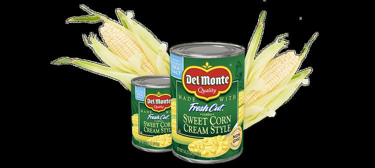 Delmonte Cream Style Golden Sweet Corn