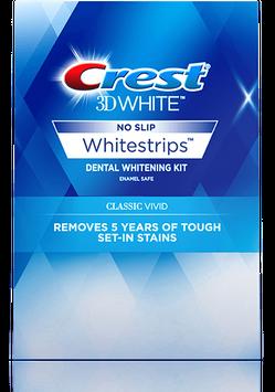 Crest 3D White Whitestrips Classic Vivid - Teeth Whitening Kit