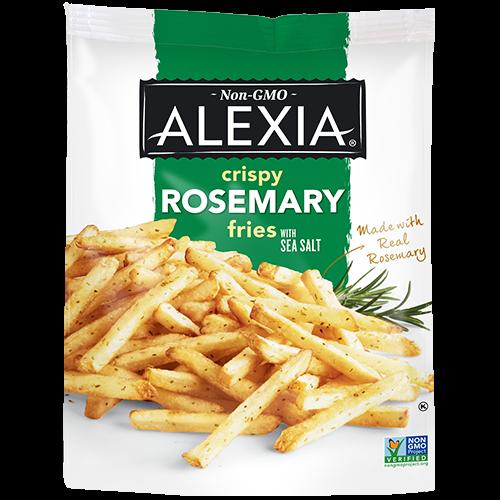 Alexia Crispy Rosemary Fries with Sea Salt