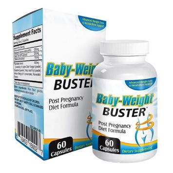 Elevate Recovery Post Pregnancy / Postnatal Belly Weight Loss Supplement: BABY WEIGHT BUSTER