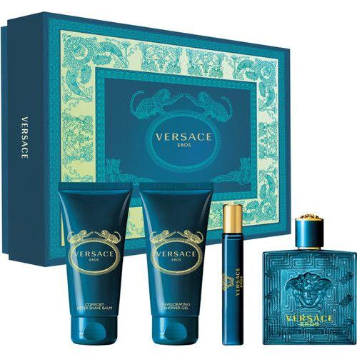 Versace Online Only Eros Gift Set