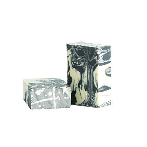Pacha Soap Company Clarifying Charcoal 4 Oz. Natural Soap