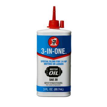 WD-40 3-IN-ONE Motor Oil, 3 Oz