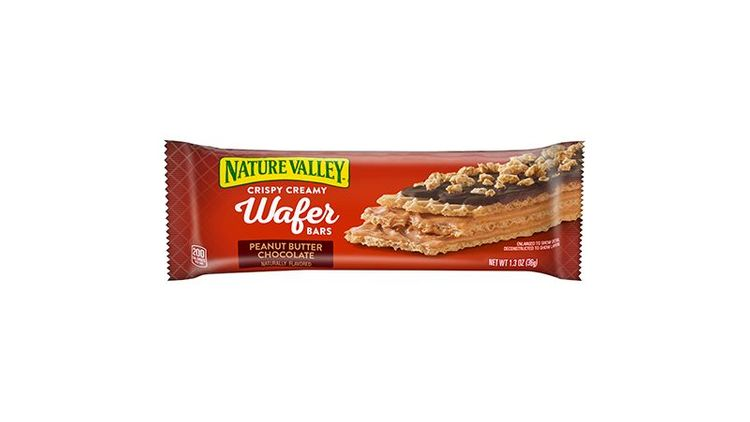 Nature Valley™ Wafer Bars Peanut Butter Chocolate (12 ct) 1.3 oz
