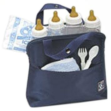Maxicool 4 Bottle Cooler Bag in Navy